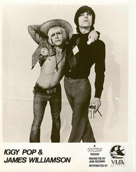 Iggy & Jim