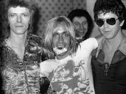 bowie iggy reed