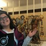 Five questions to Floriana (SSLMIT di Trieste, corista blasfema in bilico tra Santa Maria Goretti e il demonio)