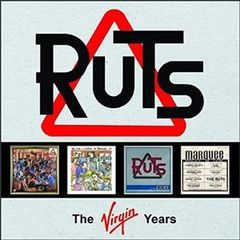 The Ruts – The Virgin Year (2015) @320