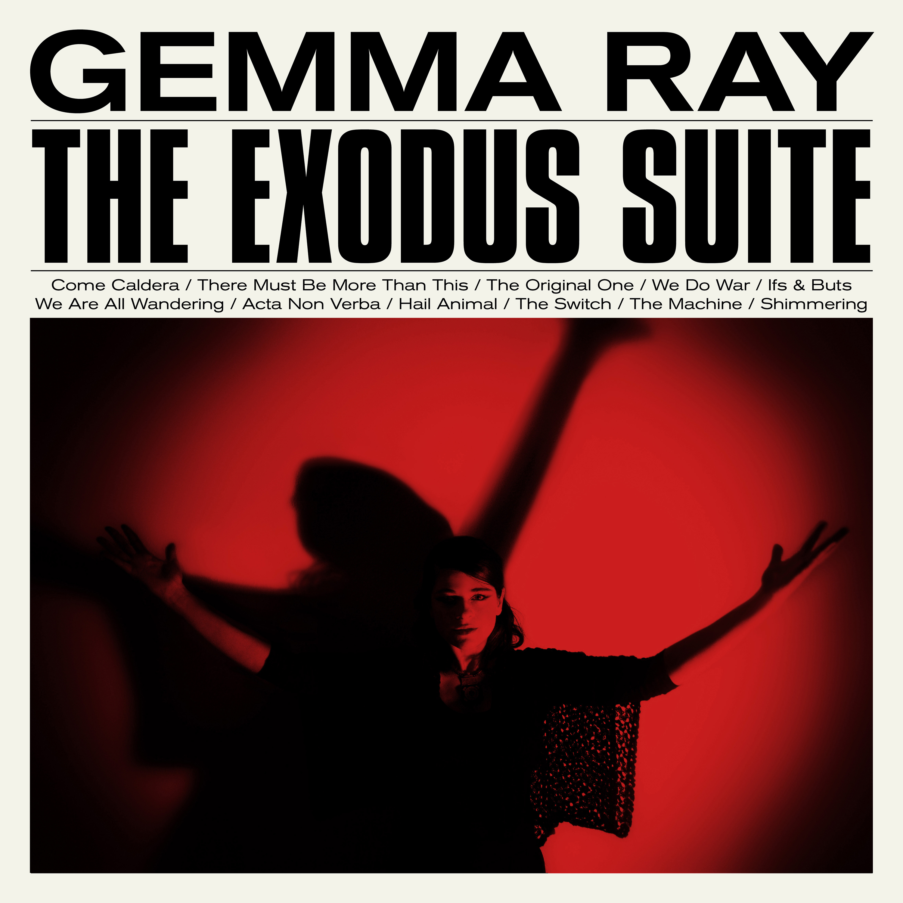 Gemma Ray - Exodus Suite ARTWORK