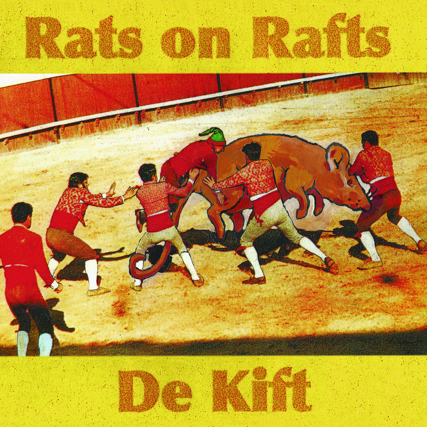 Rats On Rafts De Kift SMALL
