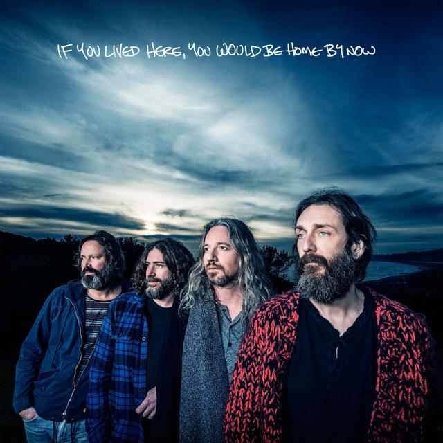 Chris Robinson Brotherhood If You Lived Here Would Be Home By Now Silver Arrow Records November 4th 2016