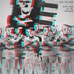 Dead Sea Apes – Sixth Side Of The Pentagon (Cardinal Fuzz Records, Sky Lantern Records, April 3rd, 2017)